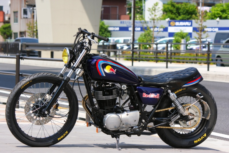SR400 Raideuboule Yamaha11