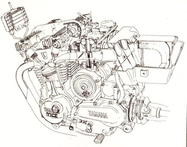 les plus beaux moteurs - Page 12 Yamaha15