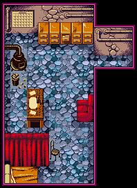 Caretaker's Office Filch_10
