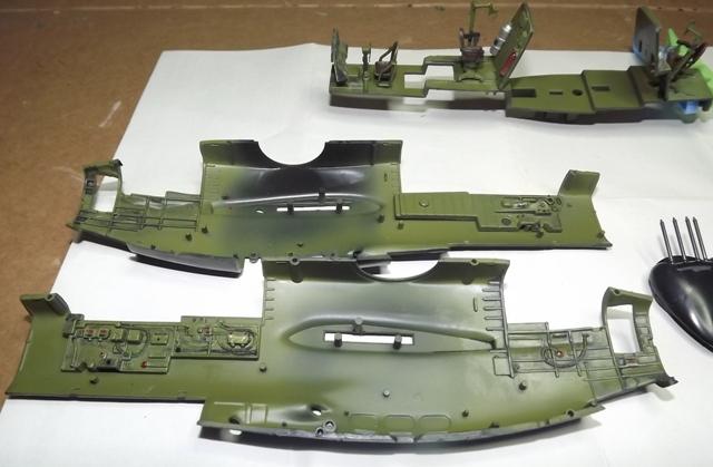 P-61A Black Widow 1/48 MONOGRAM Dscf5515