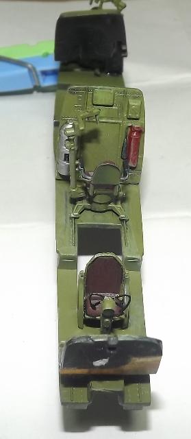 P-61A Black Widow 1/48 MONOGRAM Dscf5516
