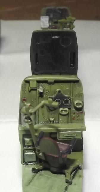 P-61A Black Widow 1/48 MONOGRAM Dscf5517