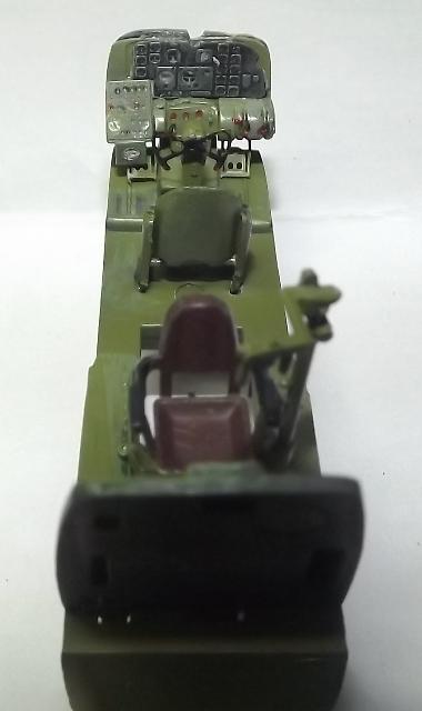 P-61A Black Widow 1/48 MONOGRAM Dscf5518