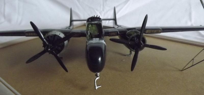P-61A Black Widow 1/48 MONOGRAM Dscf5520