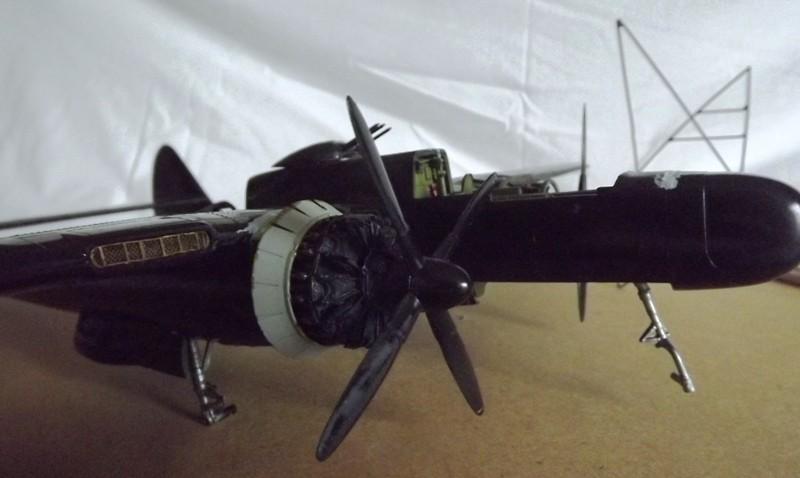 P-61A Black Widow 1/48 MONOGRAM Dscf5521