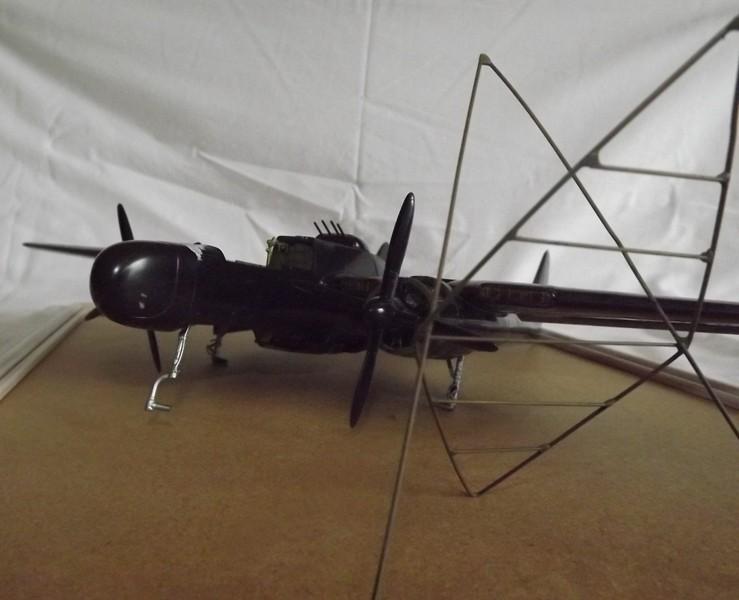 P-61A Black Widow 1/48 MONOGRAM Dscf5522