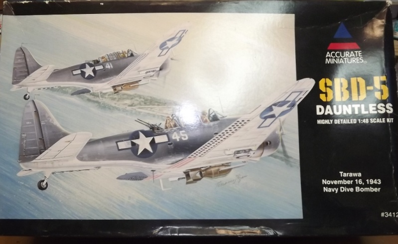 SBD-5 DAUNTLESS 1/48 INDOCHINE... Montag11