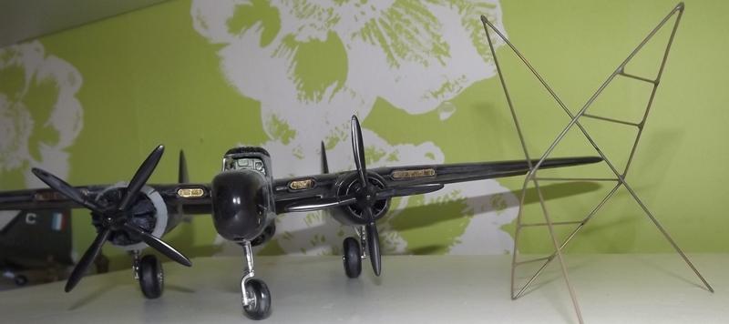 P-61A Black Widow 1/48 MONOGRAM Sur_ce11