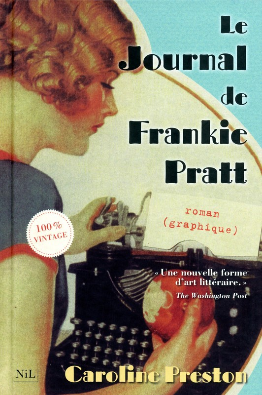 PRESTON Caroline - Le Journal de Frankie Pratt 97828410