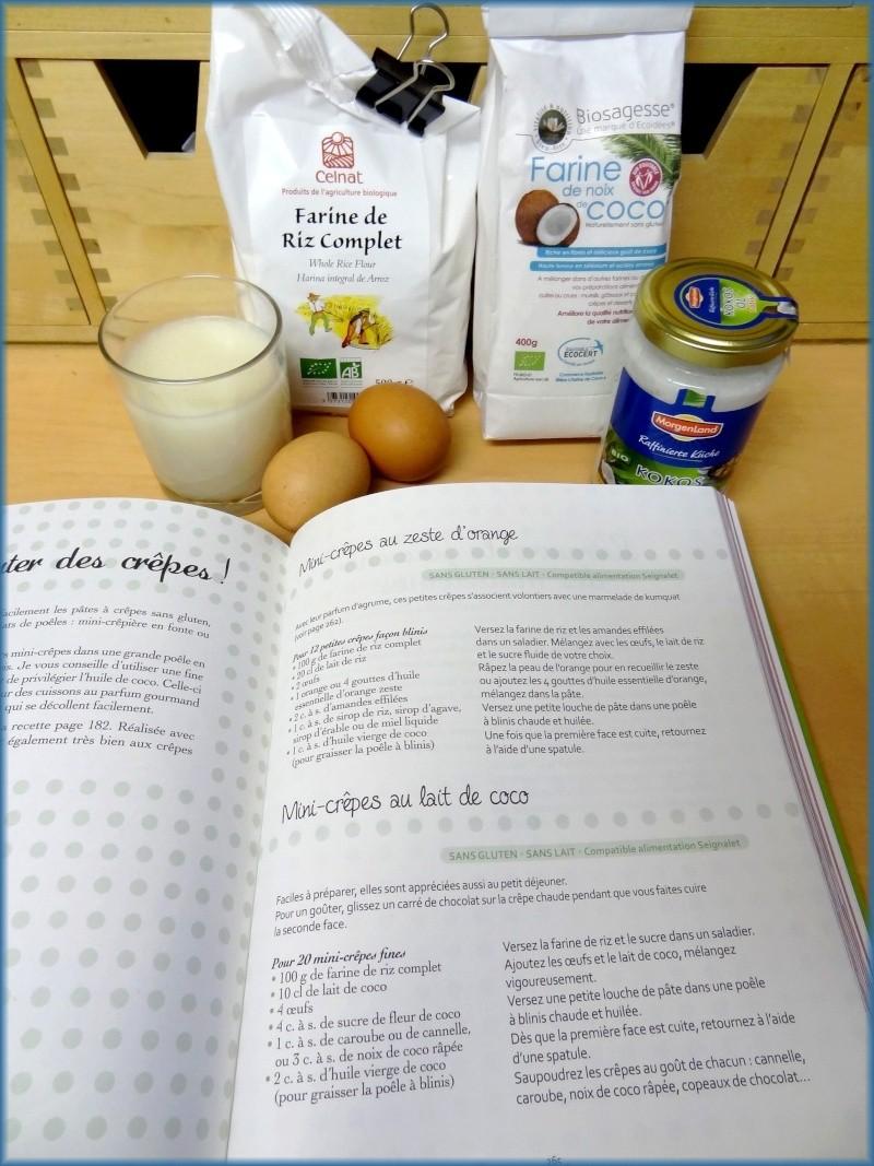 CUPILLARD Valérie : Cuisinez gourmand sans gluten, sans lait, sans oeufs,... Dsc01711