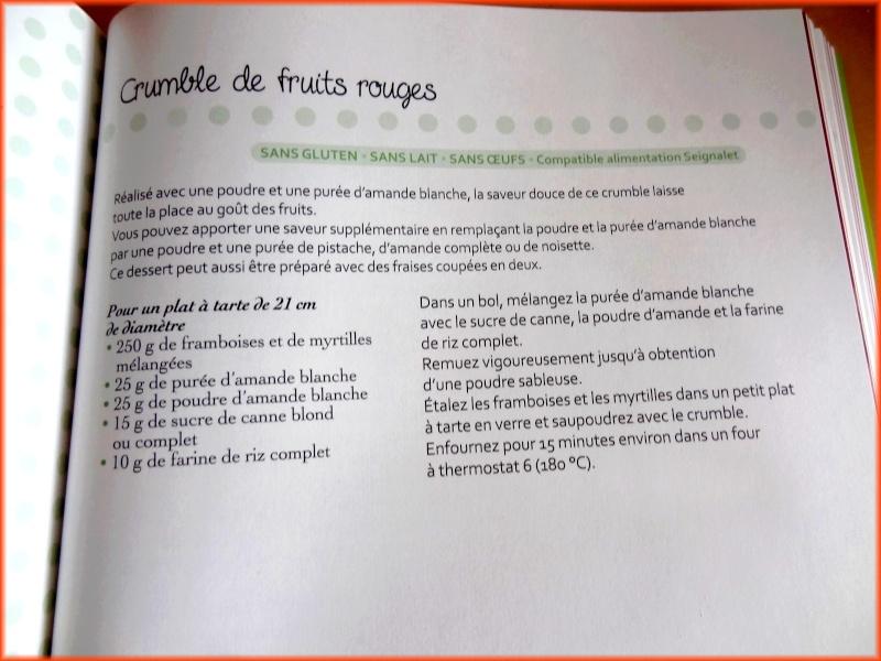 CUPILLARD Valérie : Cuisinez gourmand sans gluten, sans lait, sans oeufs,... Dsc02012