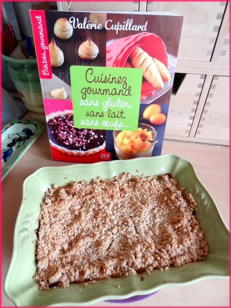 CUPILLARD Valérie : Cuisinez gourmand sans gluten, sans lait, sans oeufs,... Dsc02014