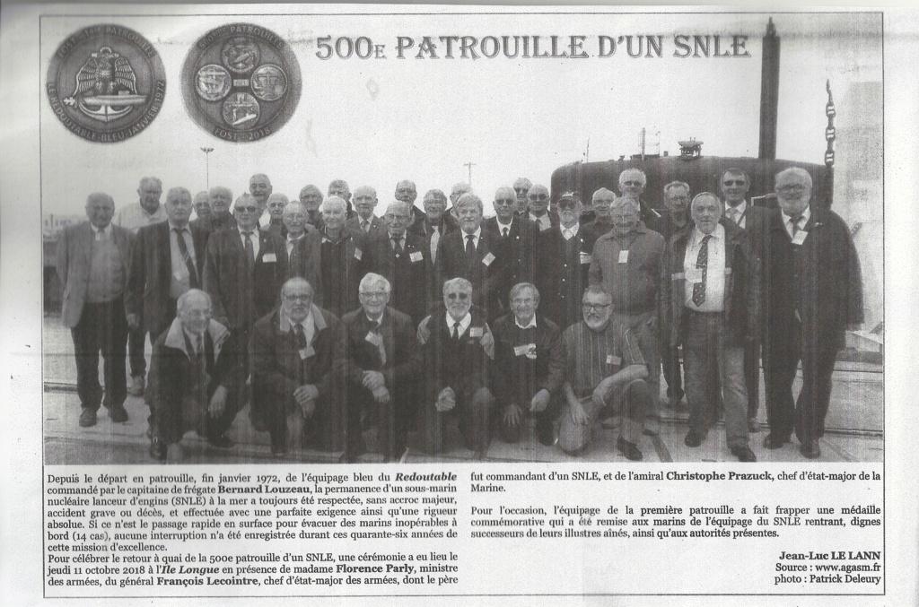 LE REDOUTABLE (SNLE) (Sous surveillance spéciale) - Page 31 Snle_l11