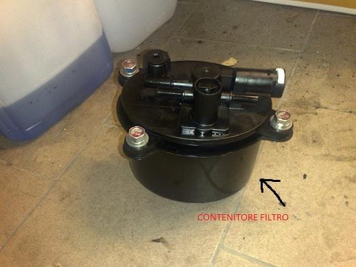 Guida pratica:sostituzione filtro gasolio 2.2 psa Foto_310