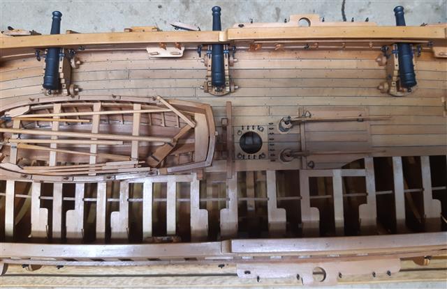 La Belle 1684 scala 1/24  piani ANCRE cantiere di grisuzone  - Pagina 9 R2019010