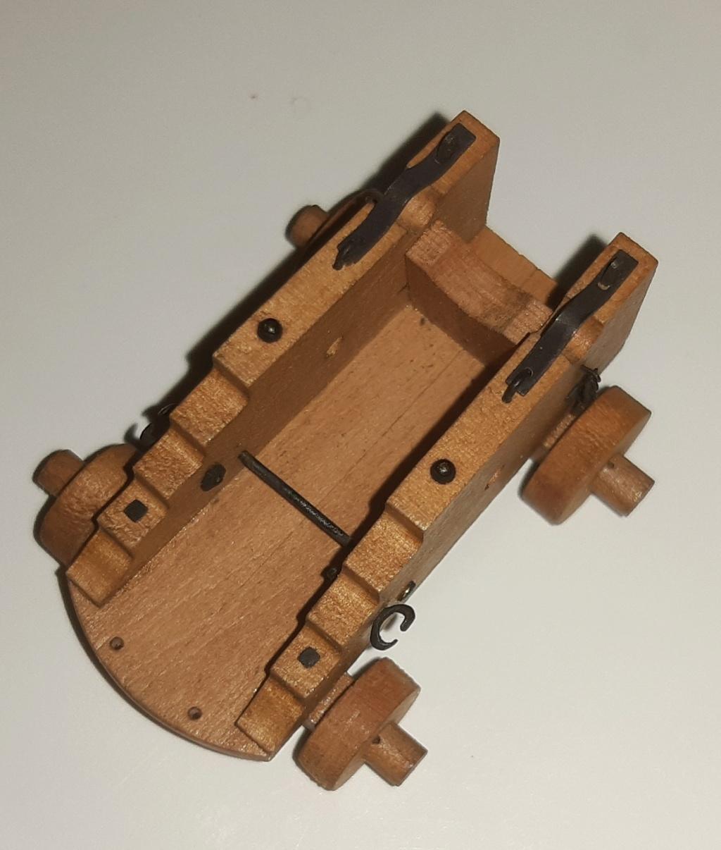 La Belle 1684 scala 1/24  piani ANCRE cantiere di grisuzone  - Pagina 9 Rim20111