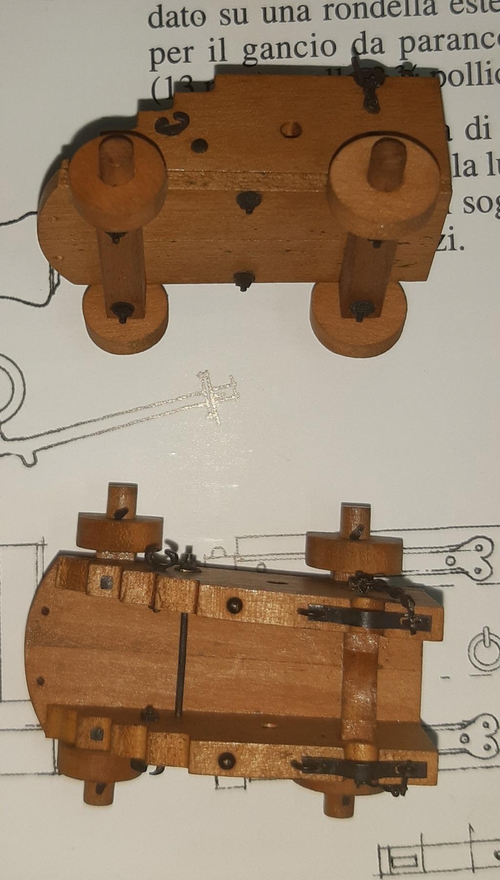La Belle 1684 scala 1/24  piani ANCRE cantiere di grisuzone  - Pagina 9 Rim20112