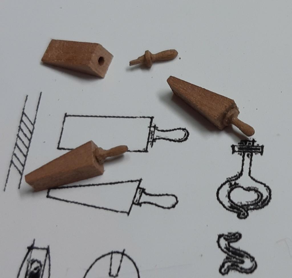 La Belle 1684 scala 1/24  piani ANCRE cantiere di grisuzone  - Pagina 9 Rim20116