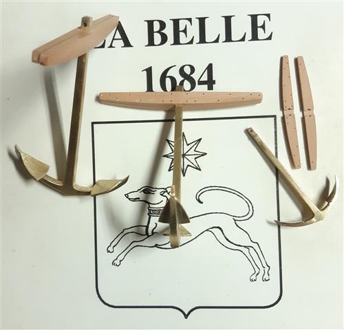piani - La Belle 1684 scala 1/24  piani ANCRE cantiere di grisuzone  - Pagina 10 Rim20238