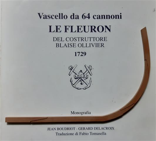 Le Fleuron Sezione di prua 1:72 (Legrottaglie Angelo) Rim20270