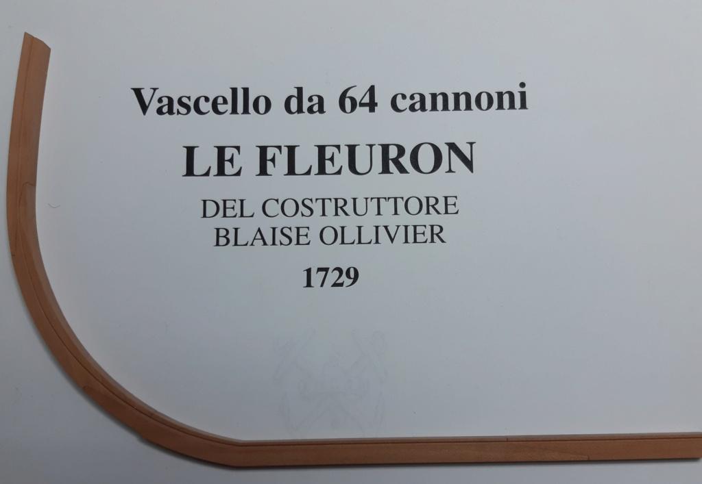 Le Fleuron Sezione di prua 1:72 (Legrottaglie Angelo) Rim20279