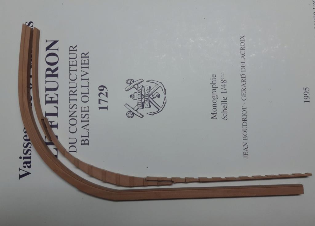 Le Fleuron Sezione di prua 1:72 (Legrottaglie Angelo) Rim20294