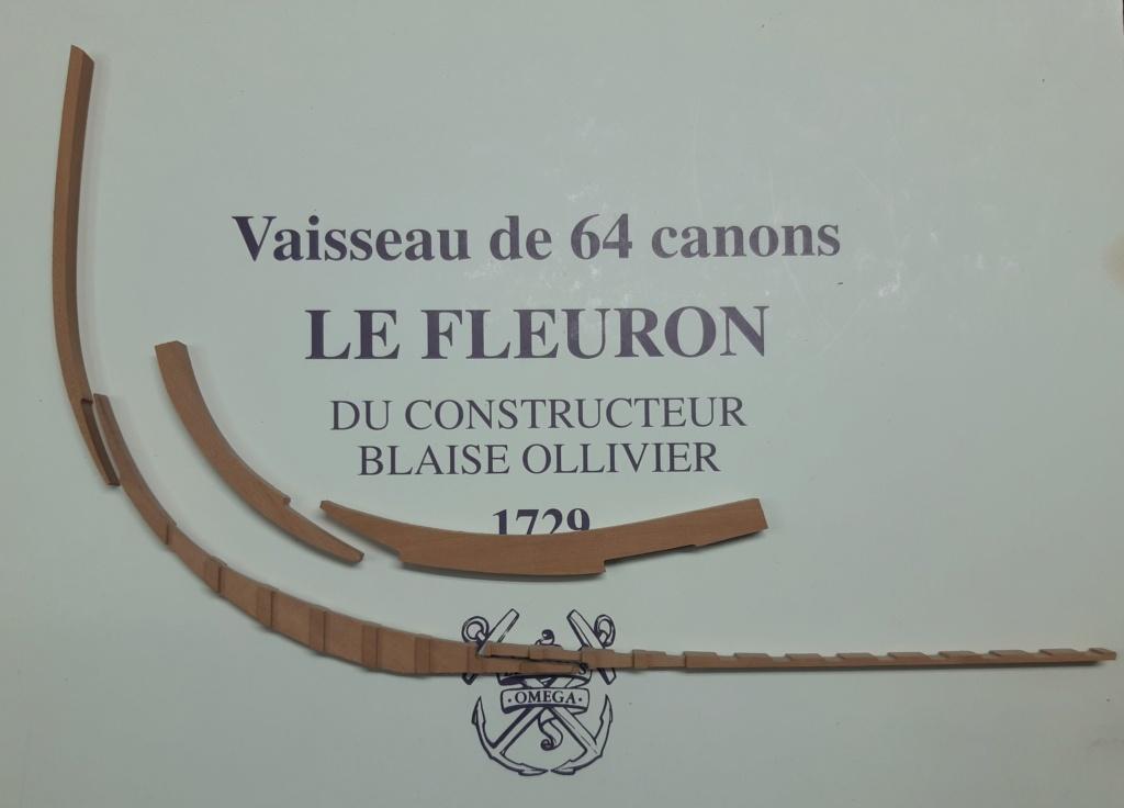 Le Fleuron Sezione di prua 1:72 (Legrottaglie Angelo) Rim20295