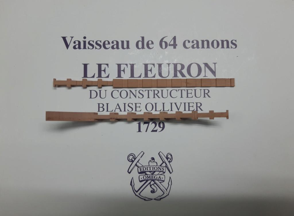 Le Fleuron Sezione di prua 1:72 (Legrottaglie Angelo) Rim20296
