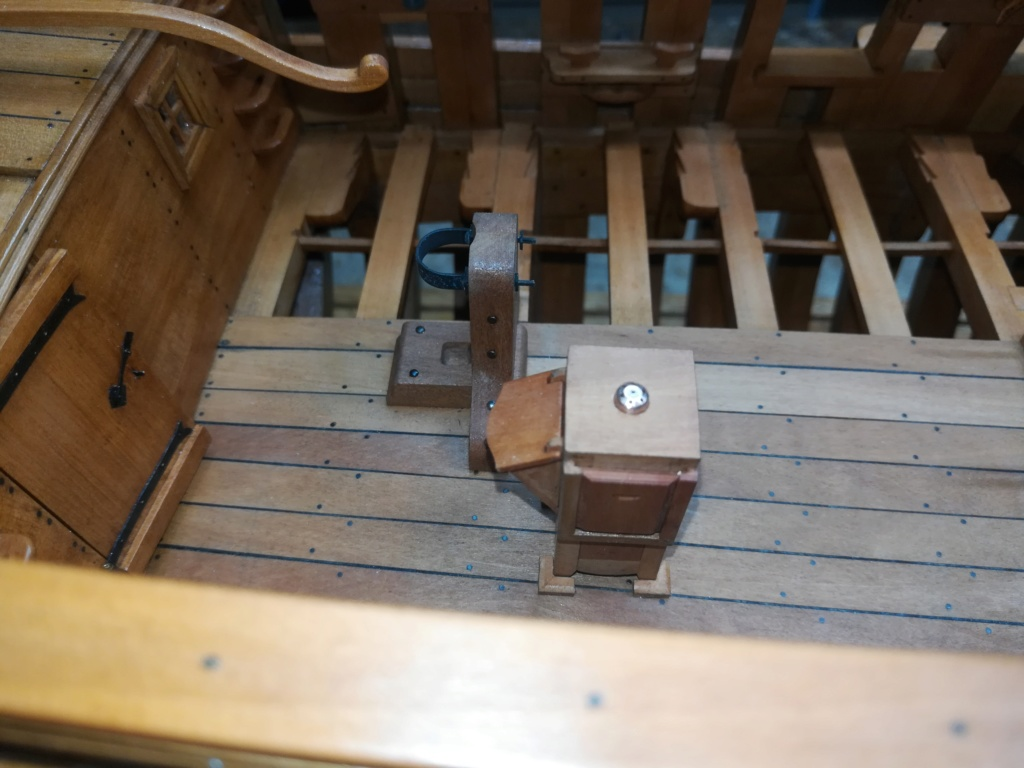 piani - La Belle 1684 scala 1/24  piani ANCRE cantiere di grisuzone  - Pagina 9 Rimg_103