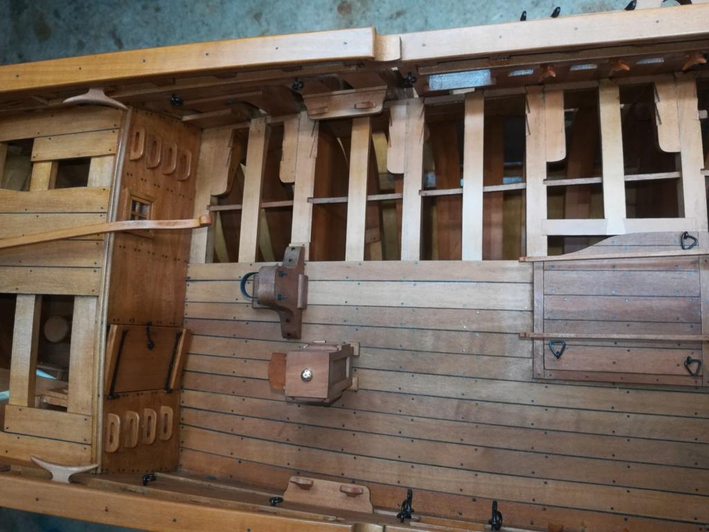 piani - La Belle 1684 scala 1/24  piani ANCRE cantiere di grisuzone  - Pagina 9 Rimg_107