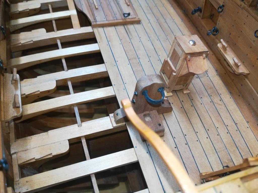 La Belle 1684 scala 1/24  piani ANCRE cantiere di grisuzone  - Pagina 9 Rimg_108