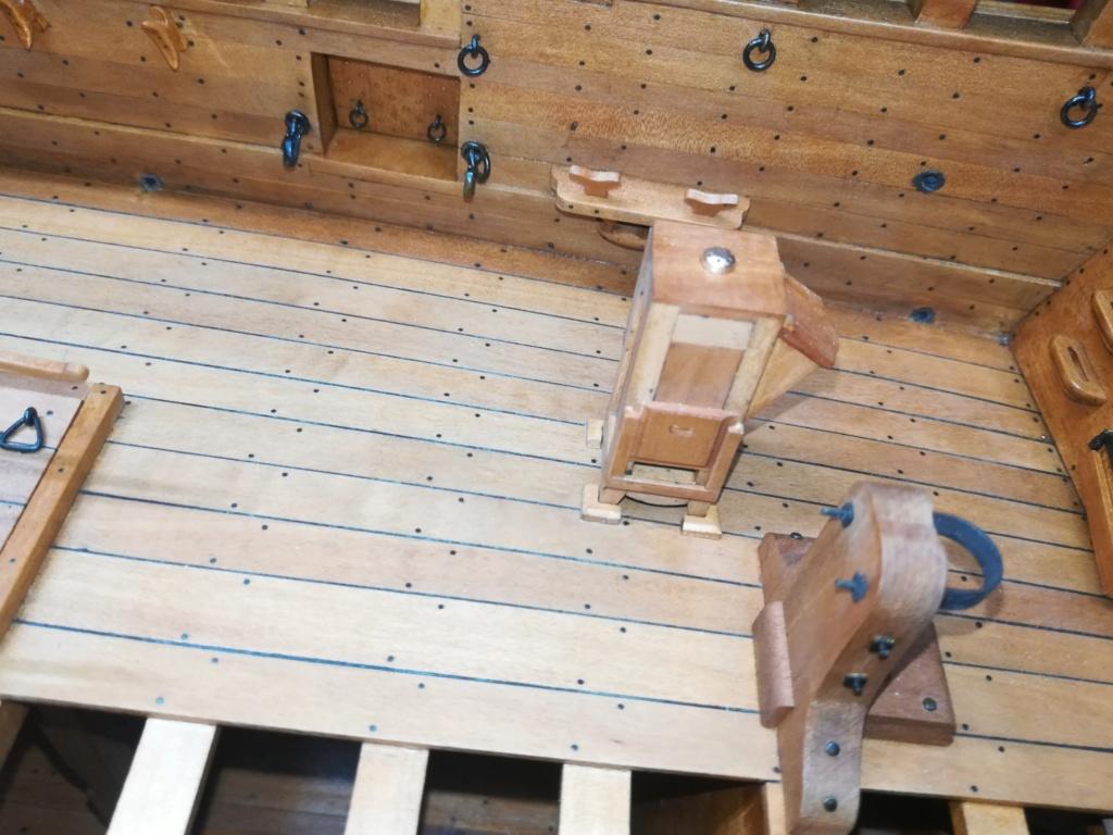 piani - La Belle 1684 scala 1/24  piani ANCRE cantiere di grisuzone  - Pagina 9 Rimg_109