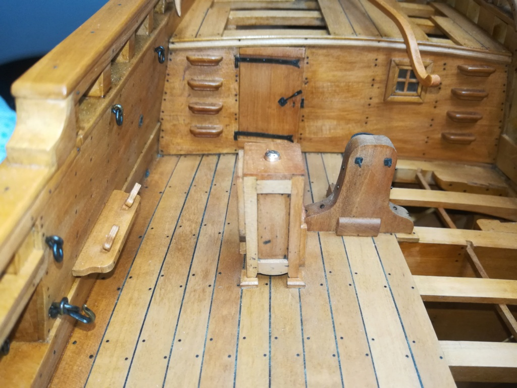 piani - La Belle 1684 scala 1/24  piani ANCRE cantiere di grisuzone  - Pagina 9 Rimg_110