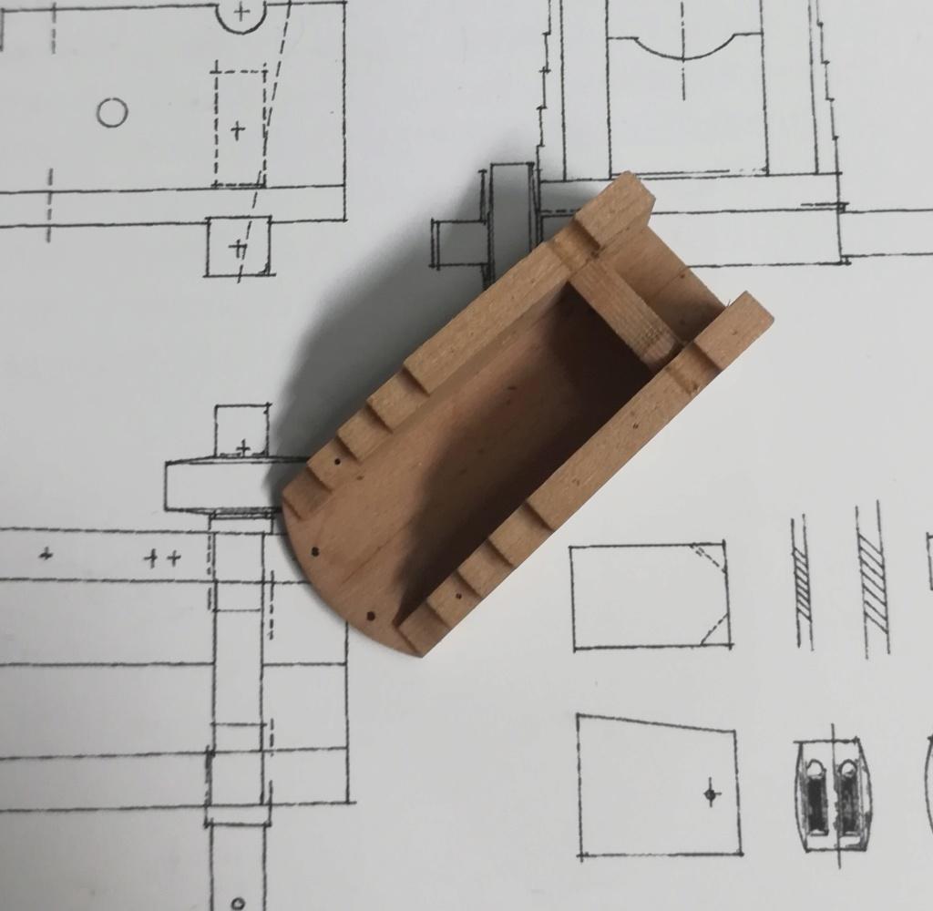 La Belle 1684 scala 1/24  piani ANCRE cantiere di grisuzone  - Pagina 9 Rimg_112