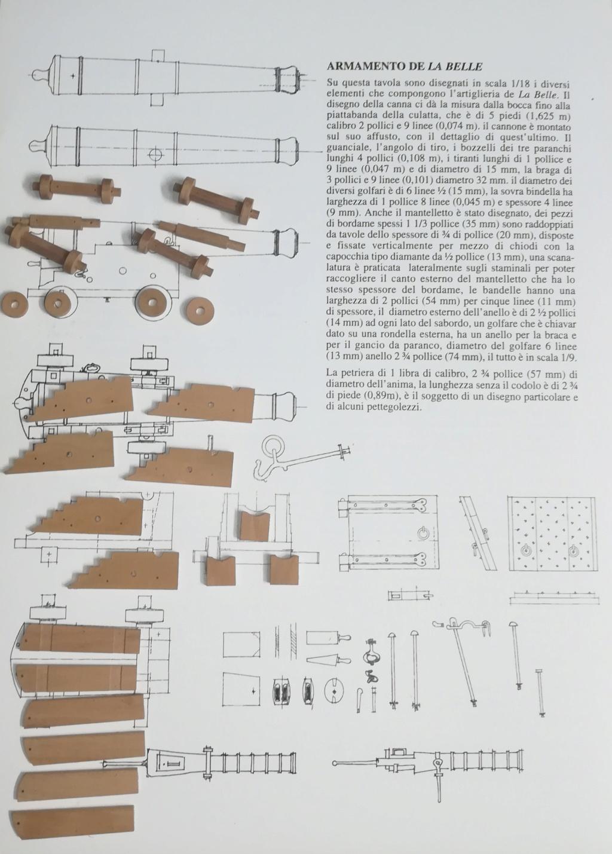 piani - La Belle 1684 scala 1/24  piani ANCRE cantiere di grisuzone  - Pagina 9 Rimg_113