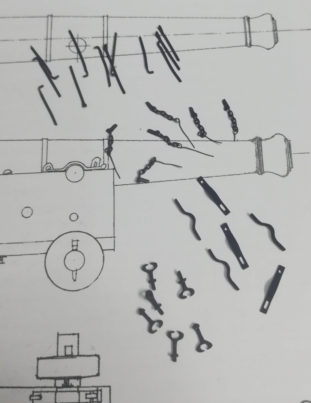 piani - La Belle 1684 scala 1/24  piani ANCRE cantiere di grisuzone  - Pagina 9 Rimg_116