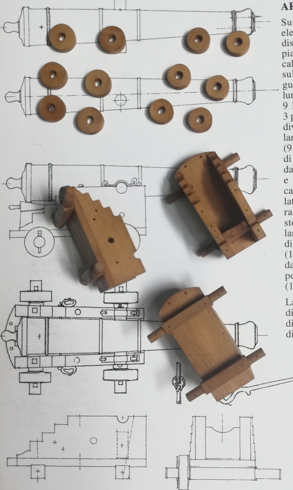 piani - La Belle 1684 scala 1/24  piani ANCRE cantiere di grisuzone  - Pagina 9 Rimg_125