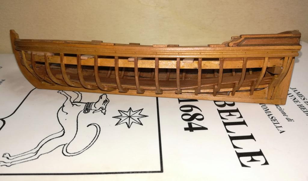 La Belle 1684 scala 1/24  piani ANCRE cantiere di grisuzone  - Pagina 8 Rimg_217