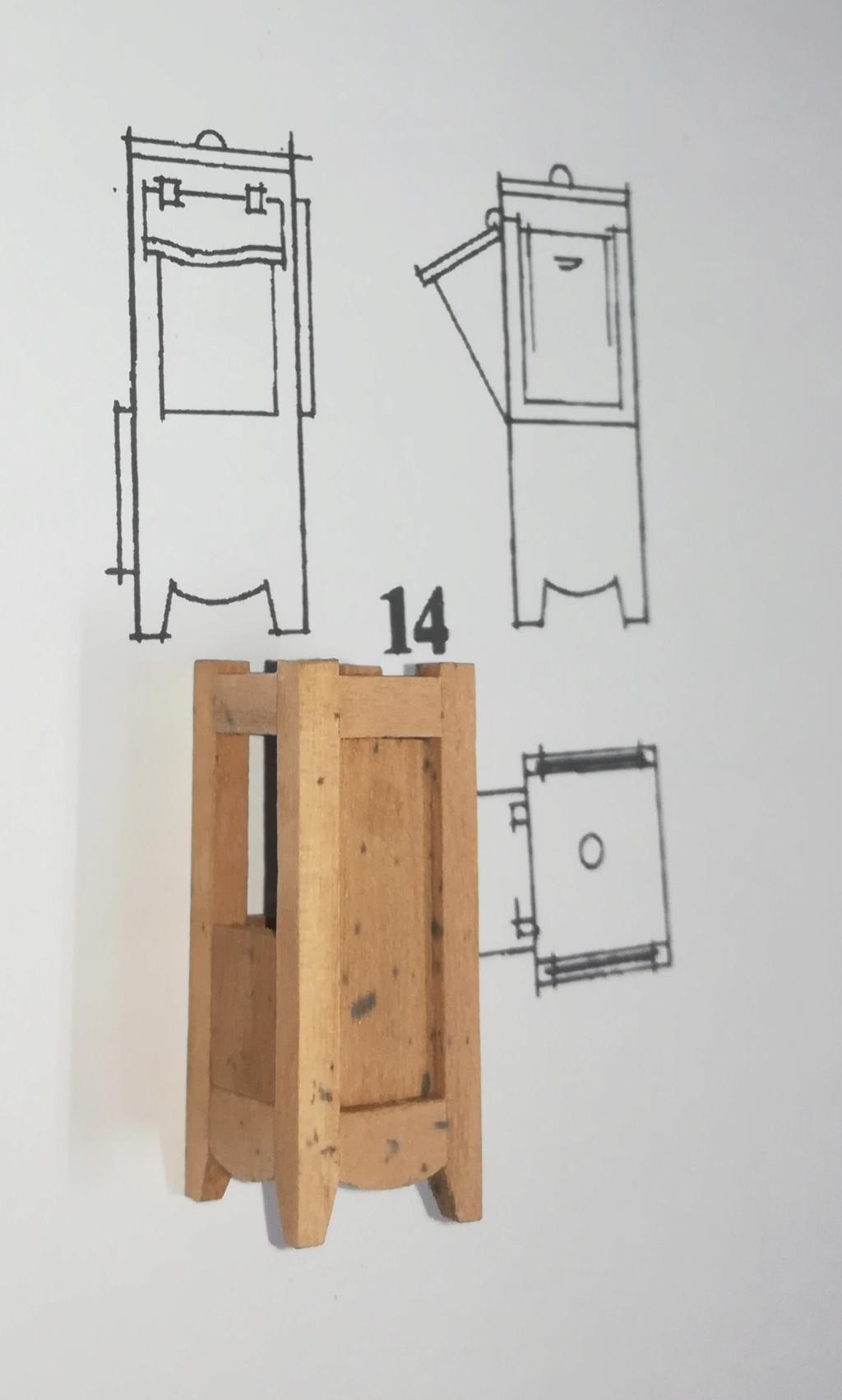 piani - La Belle 1684 scala 1/24  piani ANCRE cantiere di grisuzone  - Pagina 9 Rimg_287