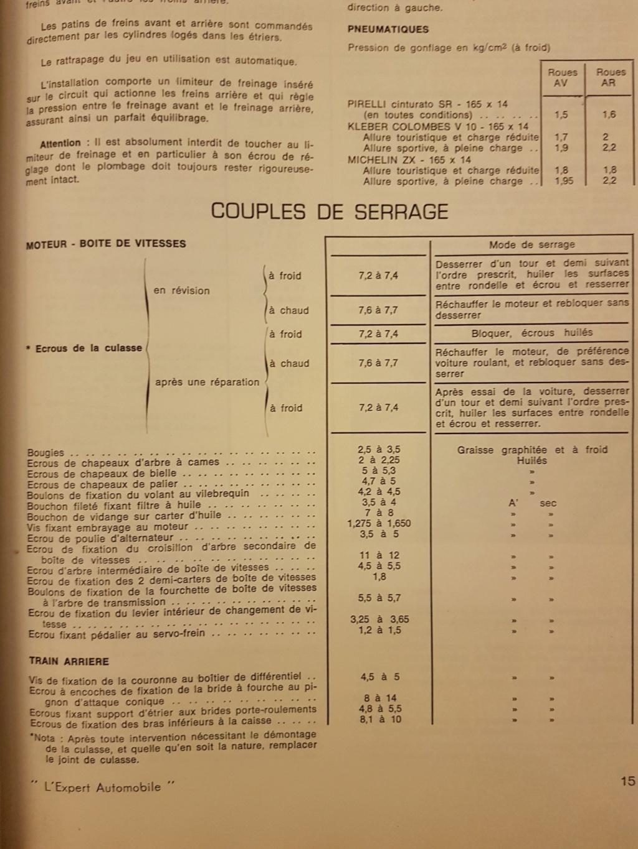 pdf couple de serrage alfa gt 1300 junior Couple11