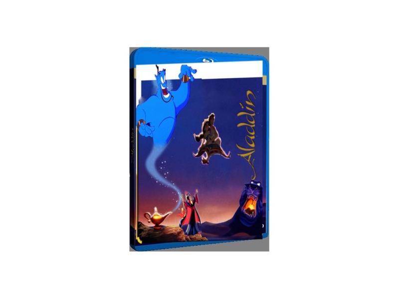Disney Privilège: Votez pour votre jaquette préférée d'Aladdin [Protestation et nouvelle jaquette proposée !] - Page 7 Aladdi10