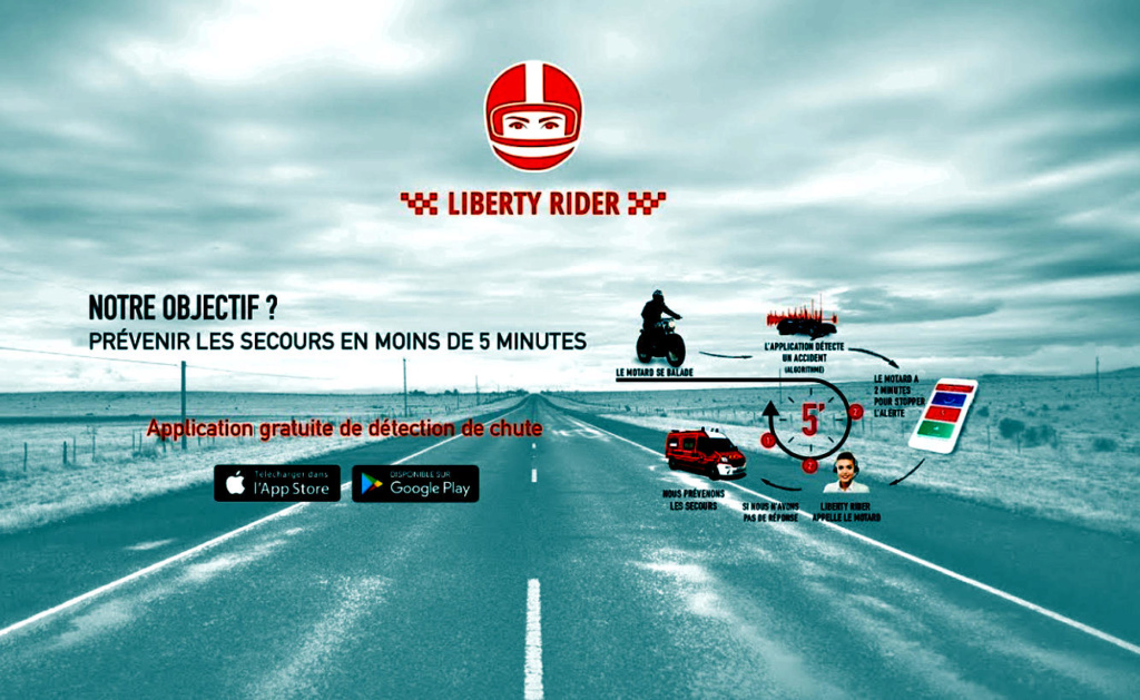 Application Liberty Rider Image115