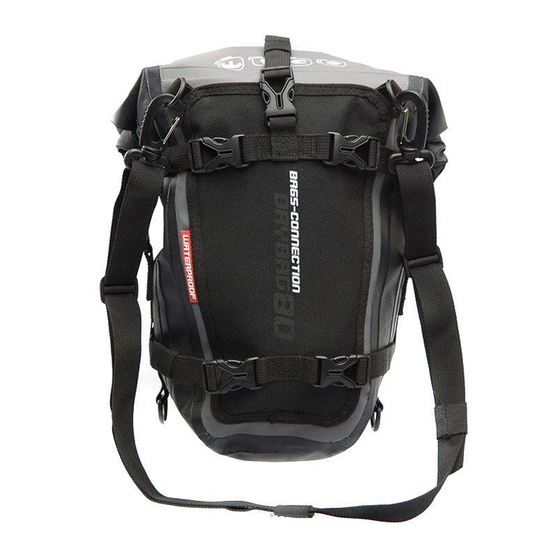 Suite complément bagagerie de la grosse nippone  Sacoche SW- Motech Dry By 80 Vtodcp13