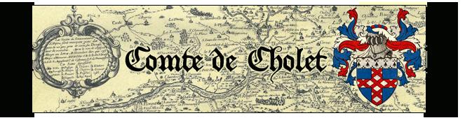 Comté de Cholet