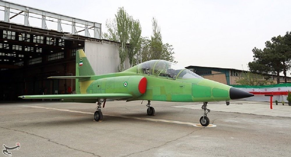 Iran Air Force (IRIAF) | News and Discussions - Page 9 10673510