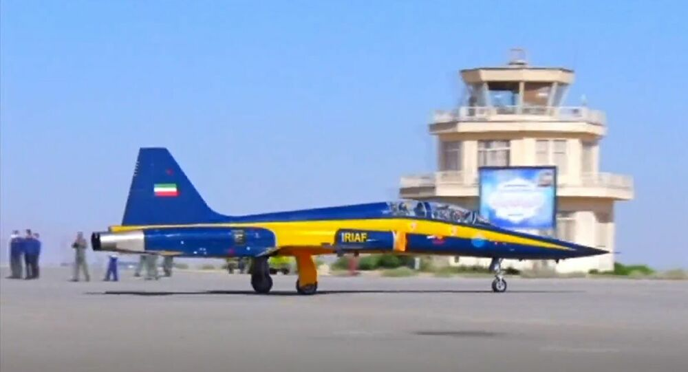 Iran Air Force (IRIAF) | News and Discussions - Page 9 10797110