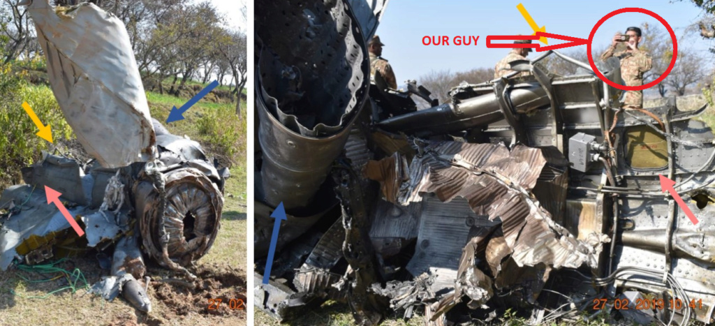 MiG-21 Bison shoots down F-16 in Kashmir - Page 2 110
