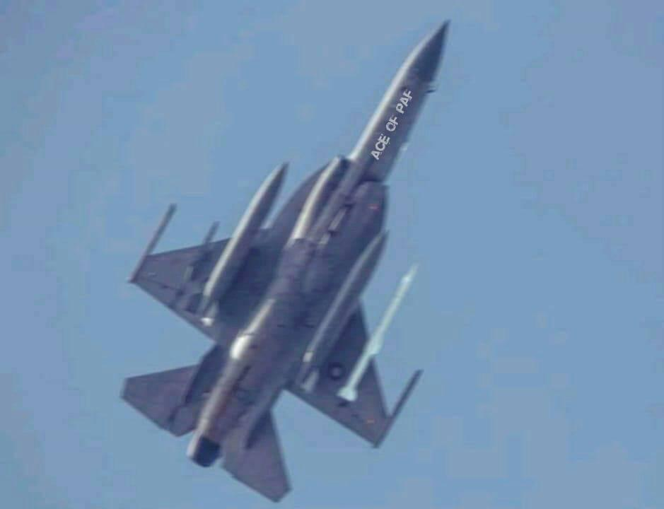 MiG-21 Bison shoots down F-16 in Kashmir - Page 3 14347312