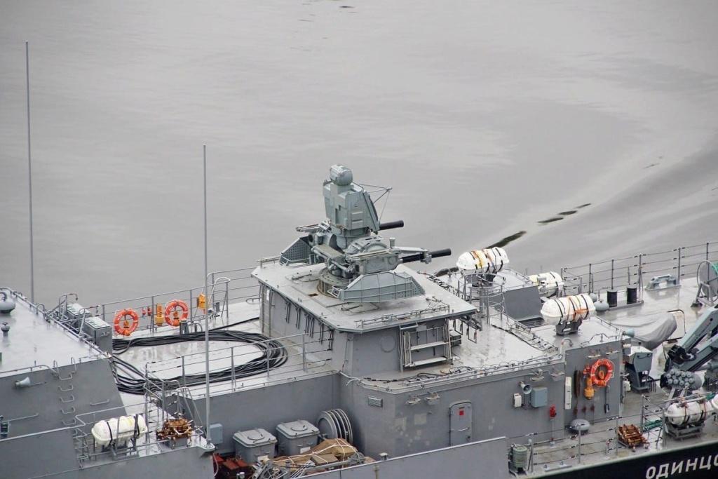 "Project 22800: ""Karakurt"" class missile ship - Page 36 19035310"