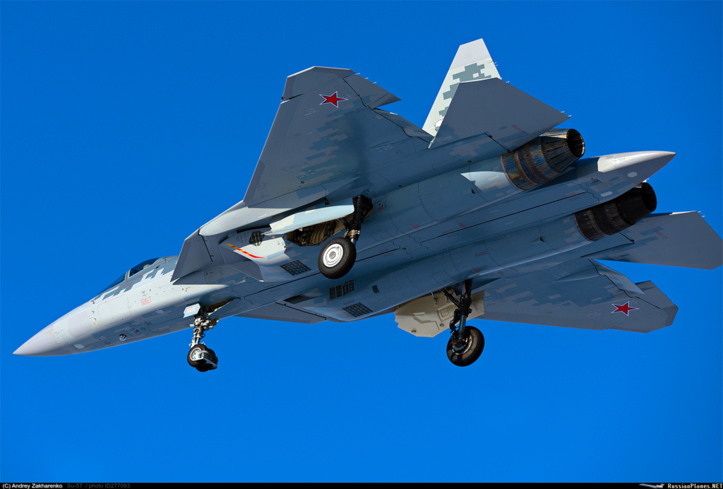 Su-57 Stealth Fighter: News #6 - Page 37 27709310